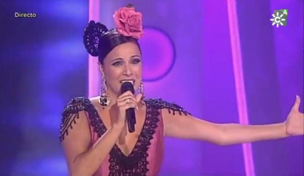 La Quinta Generación de Se Llama Copla: Cintia Merino.