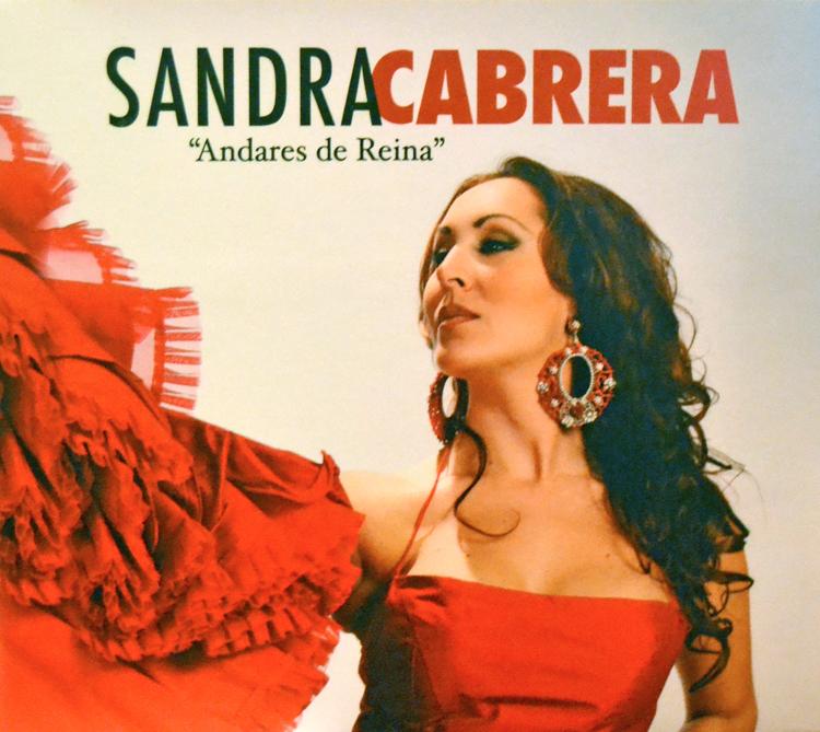 Sandra Cabrera: Andares De Reina.