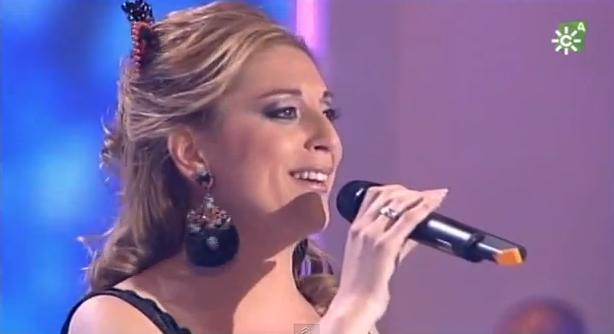 Los 10 Finalistas de Se Llama Copla 5: Ana María Morales.