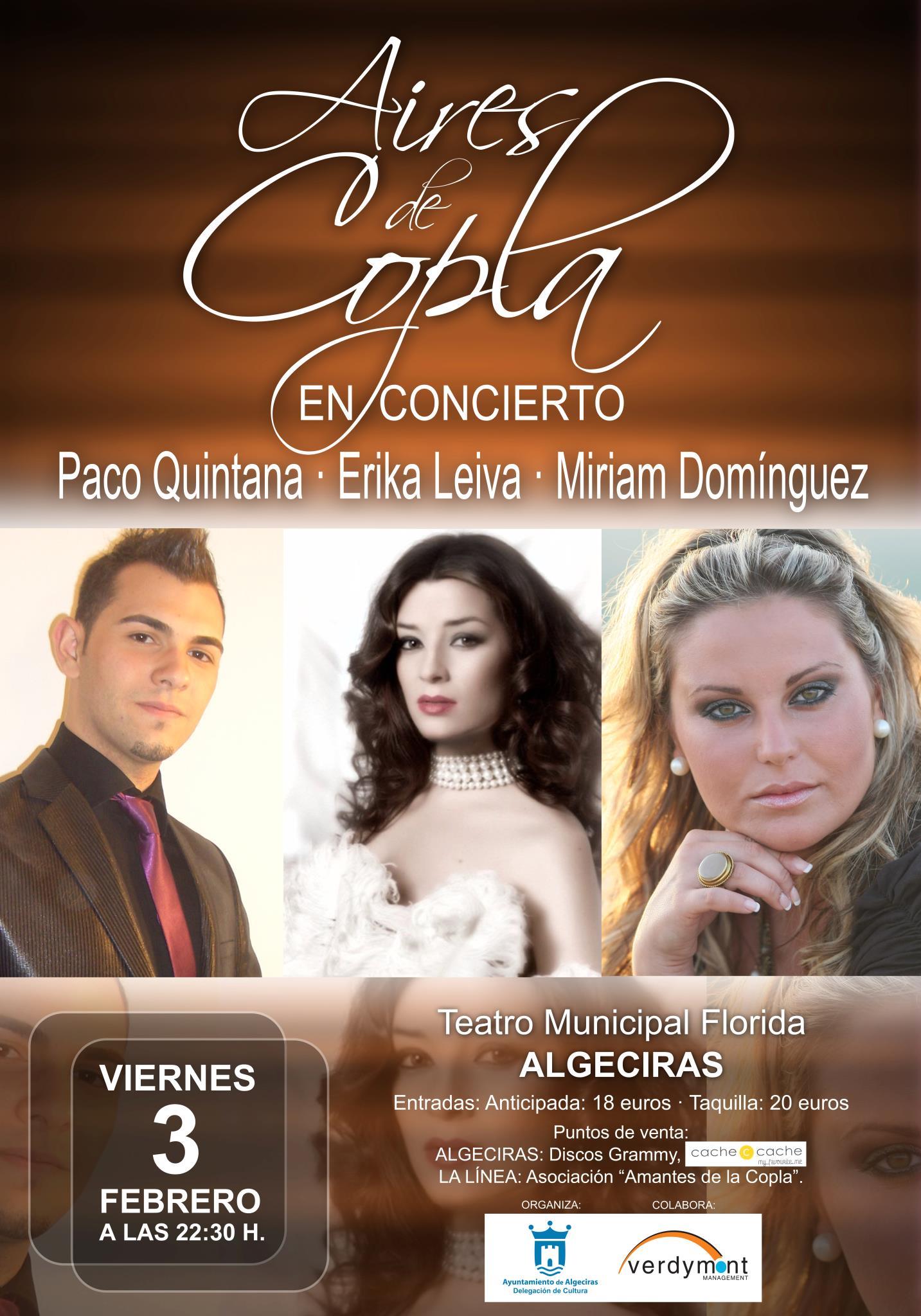Agenda De Conciertos (16/01/2012)
