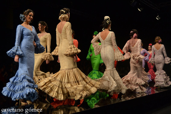 Feria de Abril 2012: Flamencas en el Real