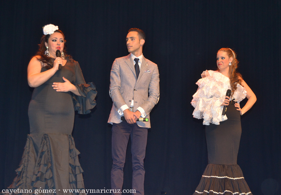 Mila Balsera, Patricia Del Río y Álvaro Hernández: La copla en directo en Lebrija