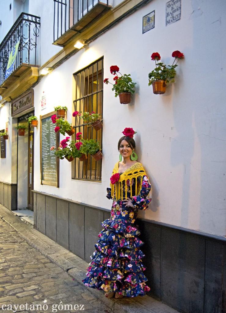 pitusa gasul coleccion 2012 moda flamenca