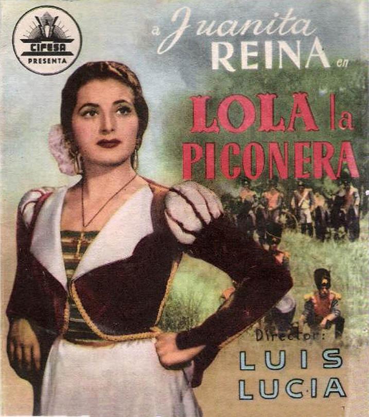 Bicentenario de las Cortes de Cadiz: ¡Viva Lola Lolita La Piconera!