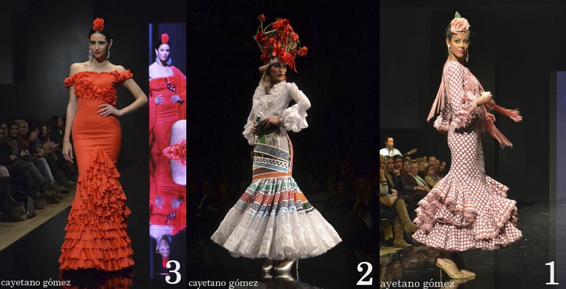 Moda Flamenca 2012: Las Colecciones Más Vistas
