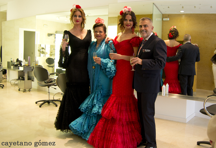 Feria de Abril 2012: Las Guapas se preparan para el Real