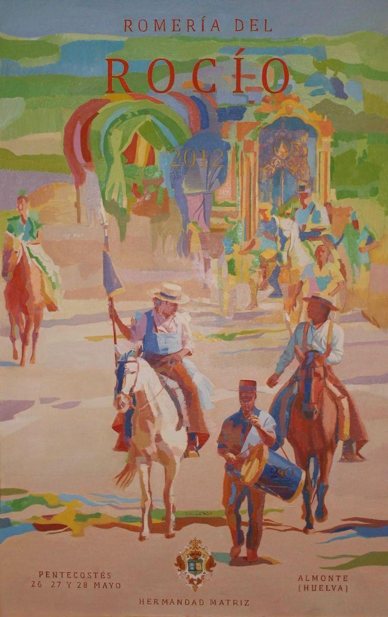 La Romería del Rocío 2012: De Almonte para el mundo