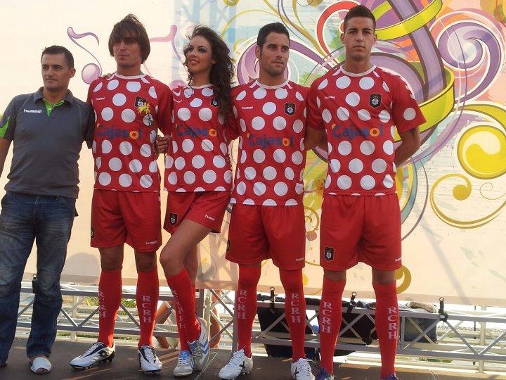 El Recreativo de Huelva se presenta a SIMOF