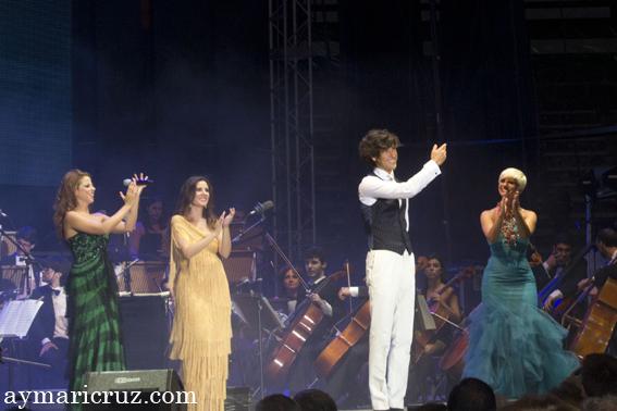 Azabache 2012: Concierto en El Puerto de Santa María