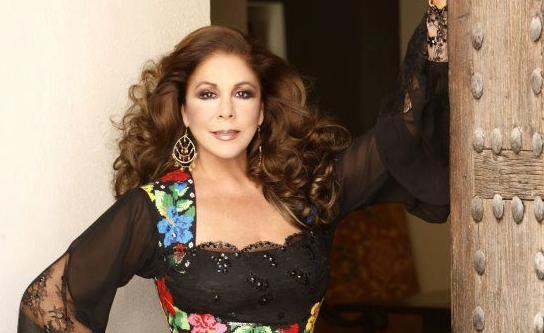 Isabel Pantoja vuelve a cantar en Sevilla