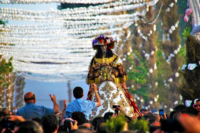 Traslado de la Virgen del Rocío 2012: diario de un almonteño