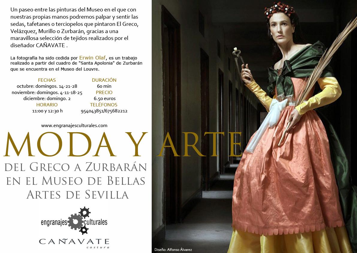 Moda y Arte: Del Greco a Zurbarán en el Museo de Bellas Artes de Sevilla