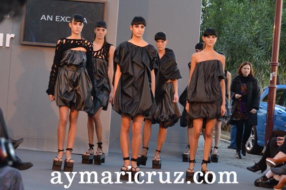 """Andalucía de Moda 2012: An Excusa """"Mental Junction"""""""
