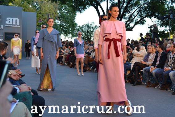Andalucía de Moda 2012: Inma Linares «Pureza»
