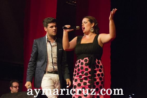 «Como yo te amo»: Juanma y Tamara Jerez en Trebujena (Cádiz)