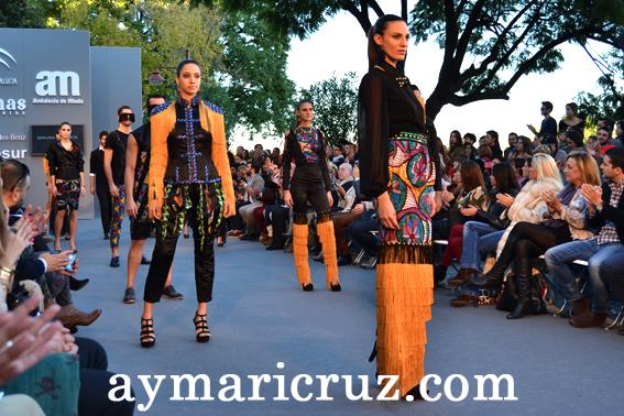 """Andalucía de Moda 2012: Maura Revuelta """"Afromove"""""""