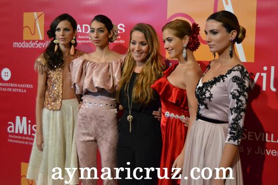 """Moda de Sevilla 2012: Sofía Rivera """"Cantares"""""""