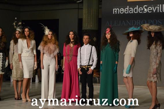 """Moda de Sevilla 2012: Alejandro Postigo """"Puro"""""""