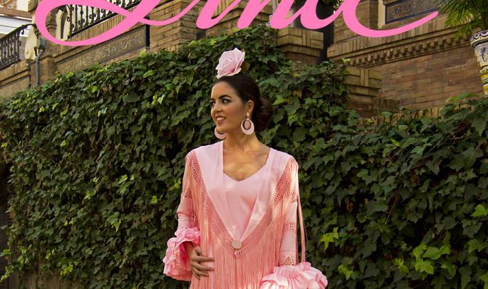 Lina, esencia de la Moda Flamenca