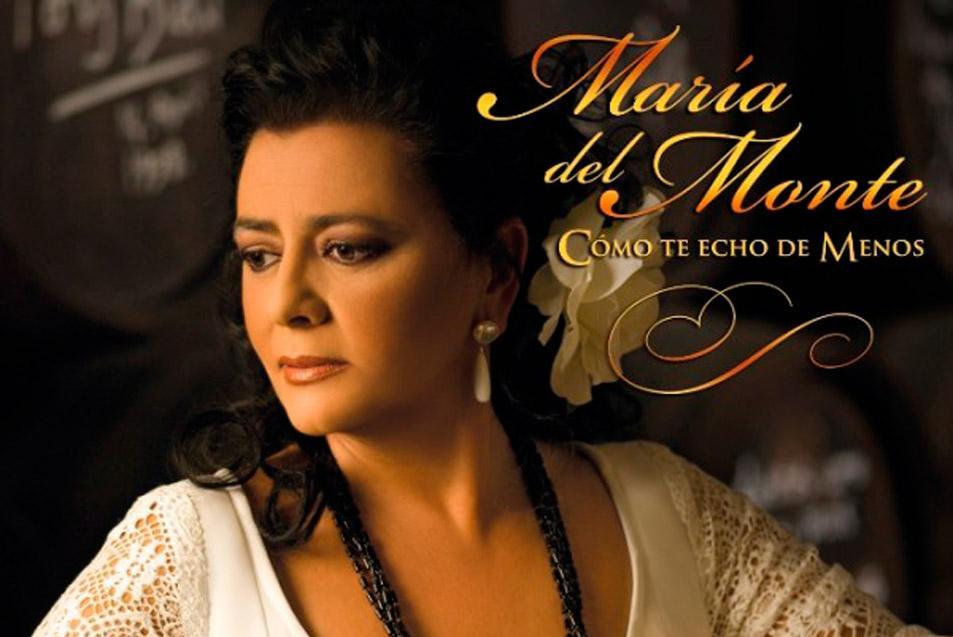 María del Monte, Flamenca con Arte para este 2013