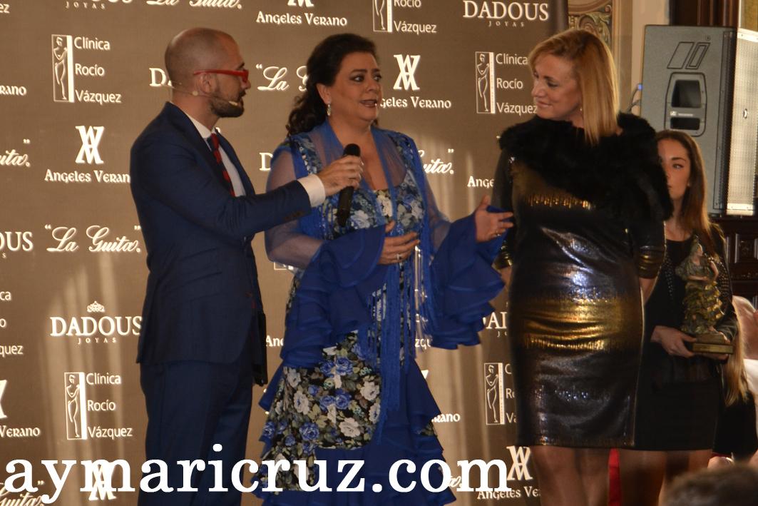 María del Monte, Flamenca con mucho arte para este 2013