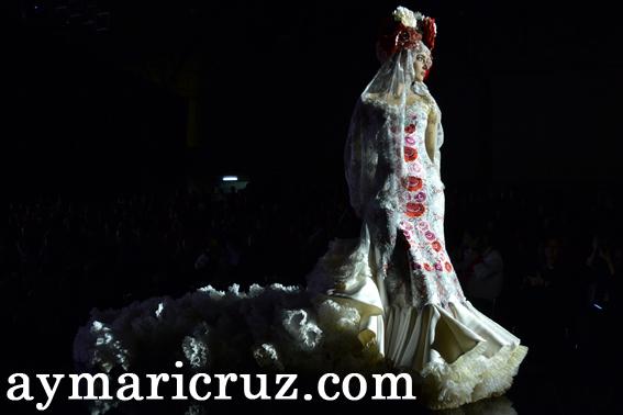 SIMOF 2013. Molina Moda Flamenca