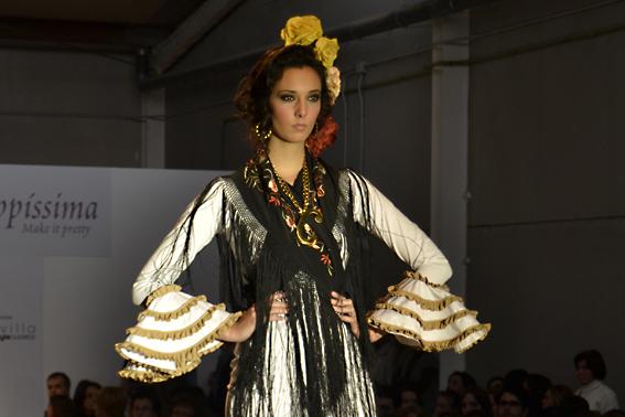 Pasarela Wappíssima/Sevilla de Moda. Desfile de alumnos de Segundo y Tercer Curso