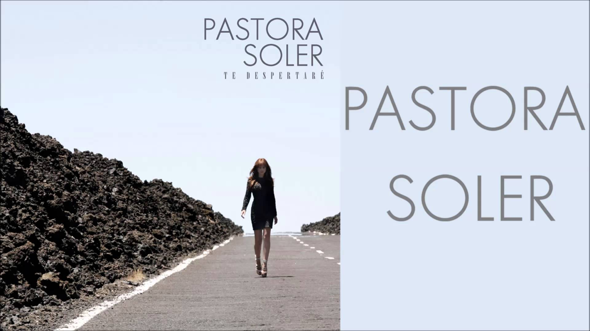 """Te despertaré"" nuevo single de Pastora Soler"