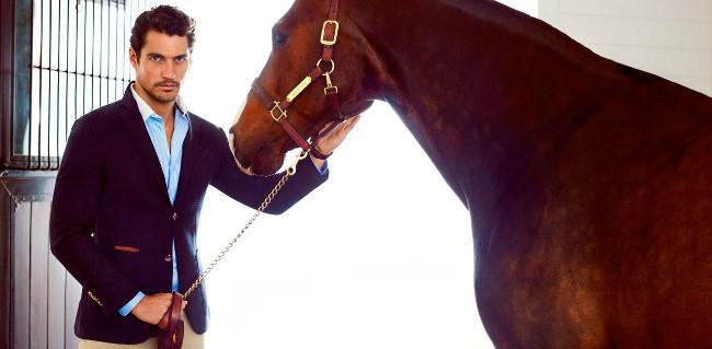 Massimo Dutti presenta una colección inspirada en el mundo del caballo