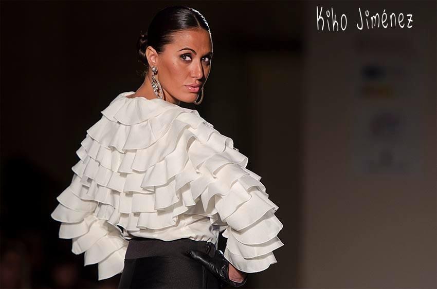 Amma Blouse: Flamenco chic de la mano de Amparo Maciá