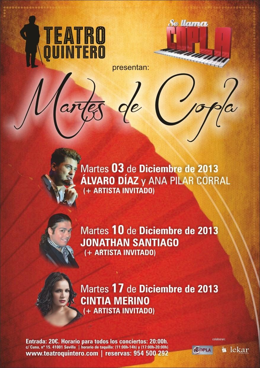 Martes de Copla en el Teatro Quintero