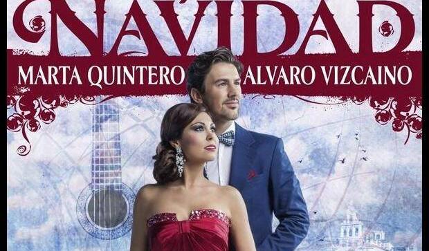La Navidad de Álvaro Vizcaíno y Marta Quintero