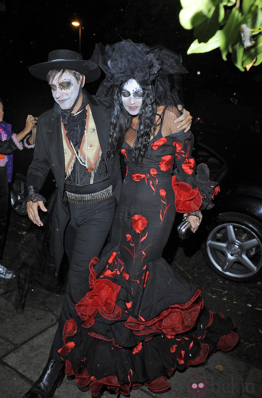 Kate Moss presenta….. ¡La Flamenca Cadáver!