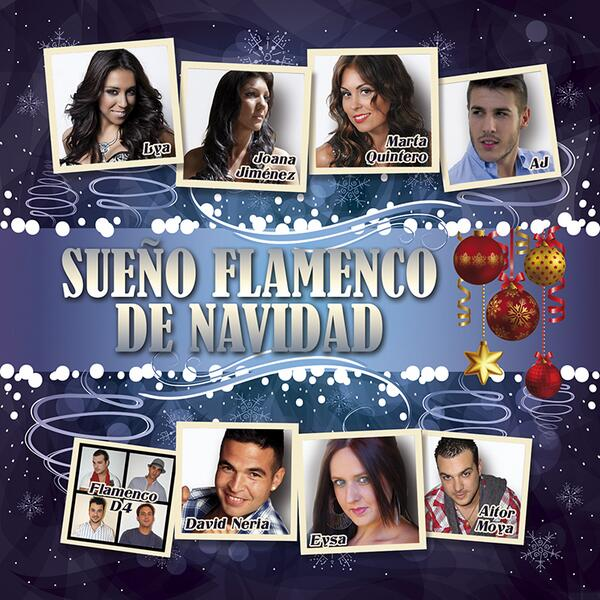 «Sueño Flamenco de Navidad» con Joana Jimenez o Marta Quintero