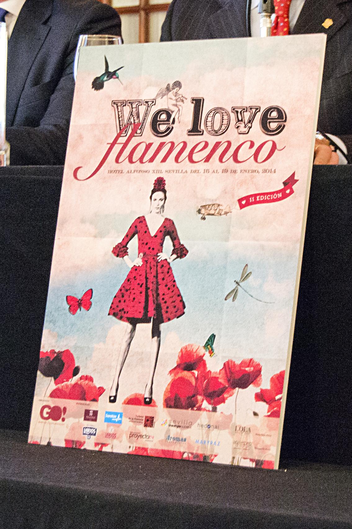 We Love Flamenco 2014: Horarios y desfiles