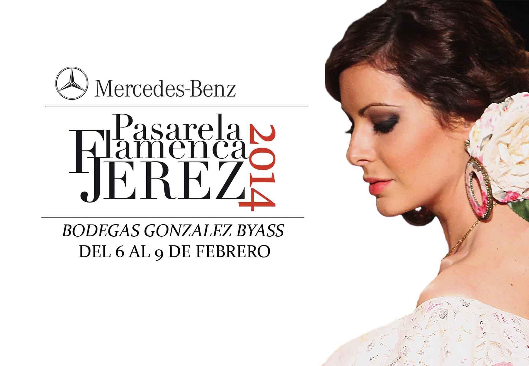 Presentación de la MB Pasarela Flamenca de Jerez 2014