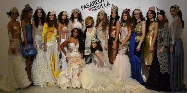 Rosalía Zahíno Pasarela de Sevilla 2013 (21)