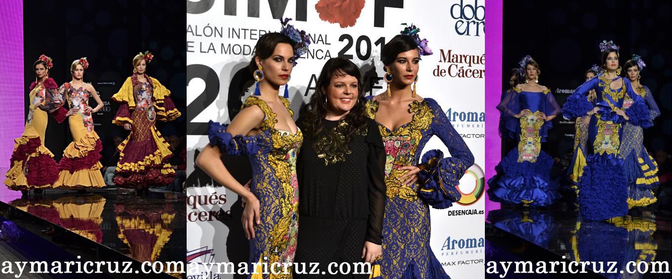 SIMOF 2014. Ana Morón: «Sevilla»