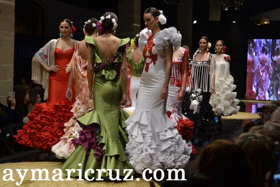 MB Pasarela Flamenca 2014. Cañavate: Jerez