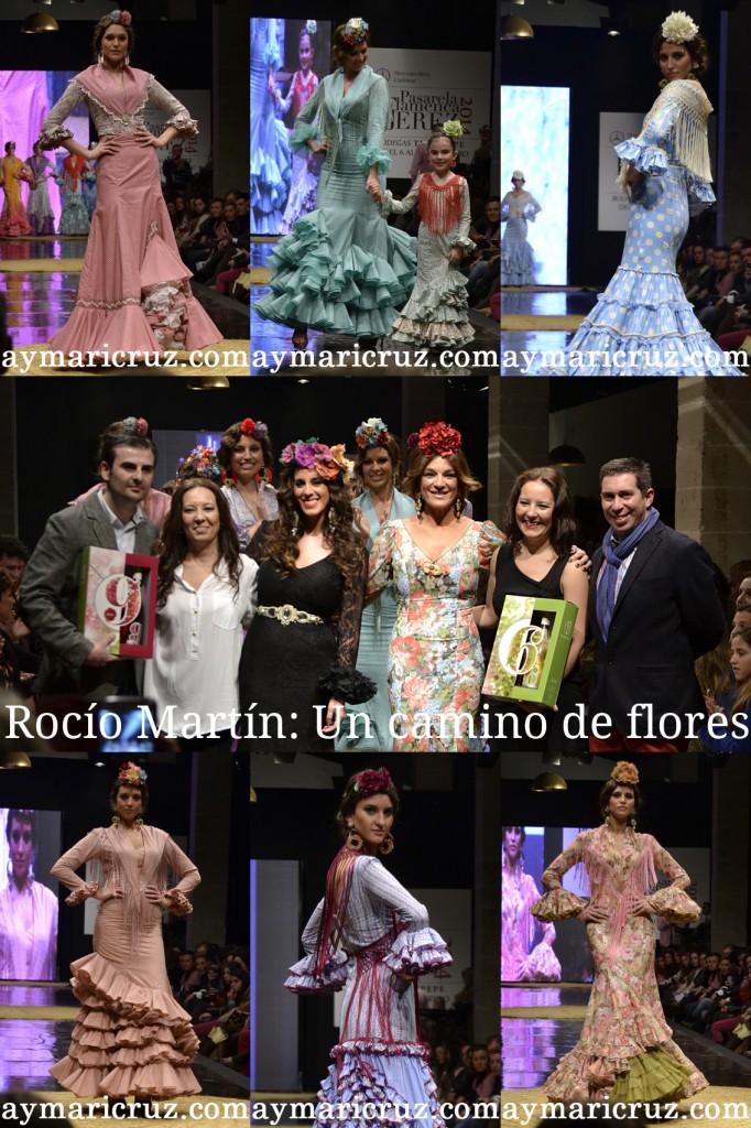 Rocio Martín Pasarela Flamenca 2014 (1)