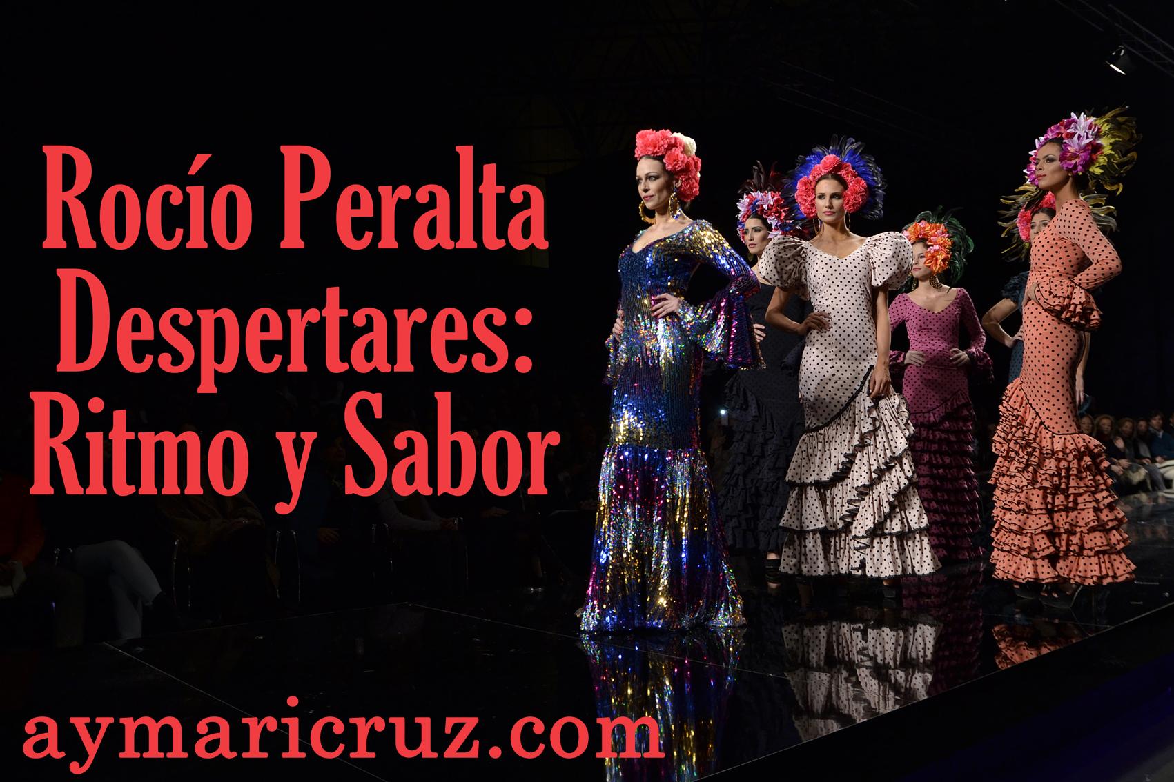 SIMOF 2014. Rocío Peralta: «Despertares, Ritmo y Sabor»