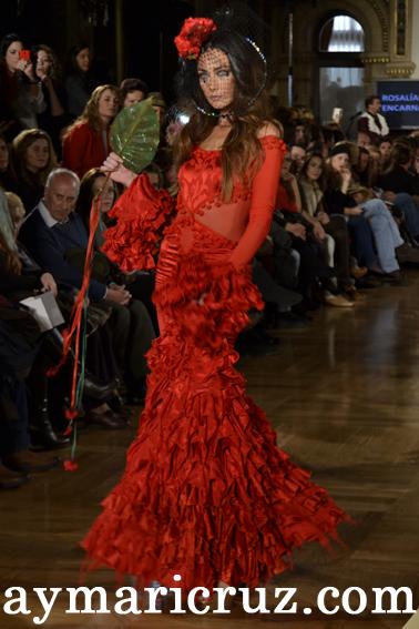 Rosalía Zahíno We Love Flamenco 2014 (12)