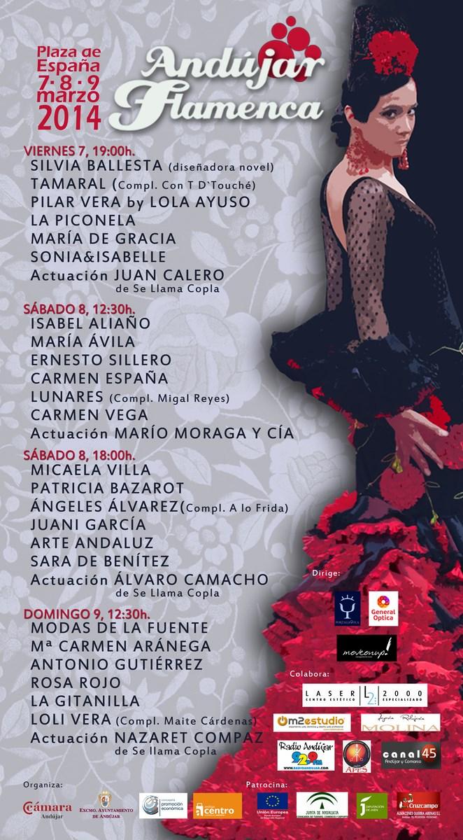 Andújar Flamenca presentó su tercera edición