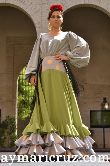 Pasarela Flamenca Sevilla de Moda 2014 (1)