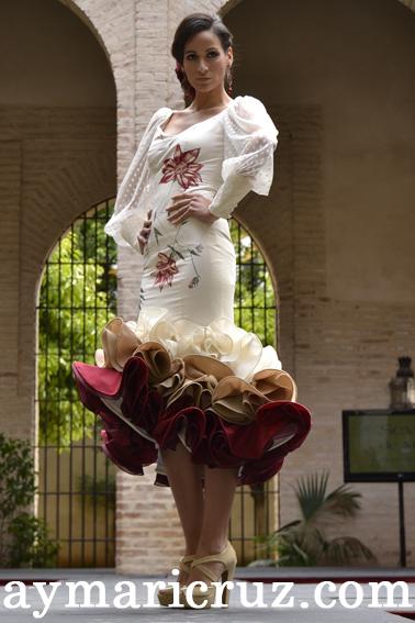 Pasarela Flamenca Sevilla de Moda 2014 (26)