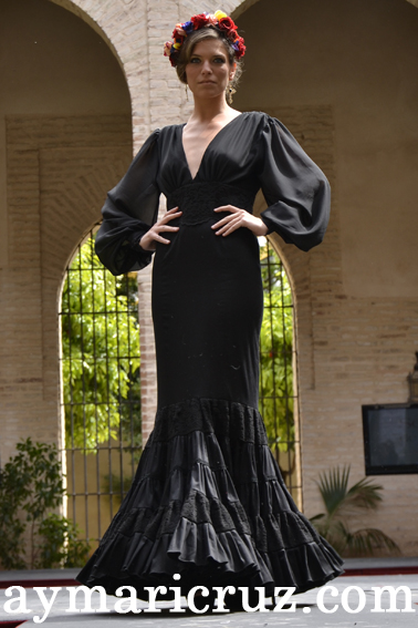 Pasarela Flamenca Sevilla de Moda 2014 (34)