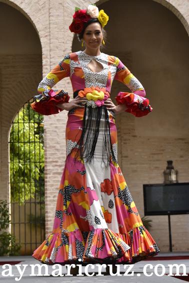 Pasarela Flamenca Sevilla de Moda 2014 (41)