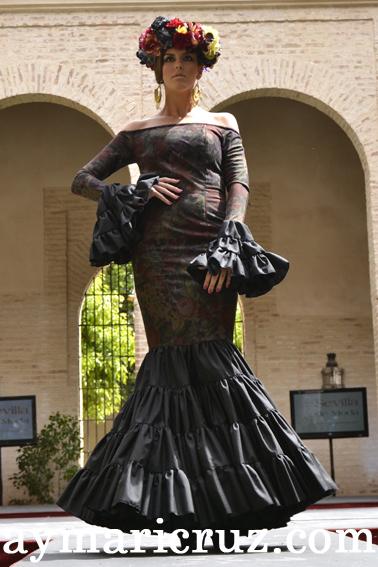 Pasarela Flamenca Sevilla de Moda 2014 (49)