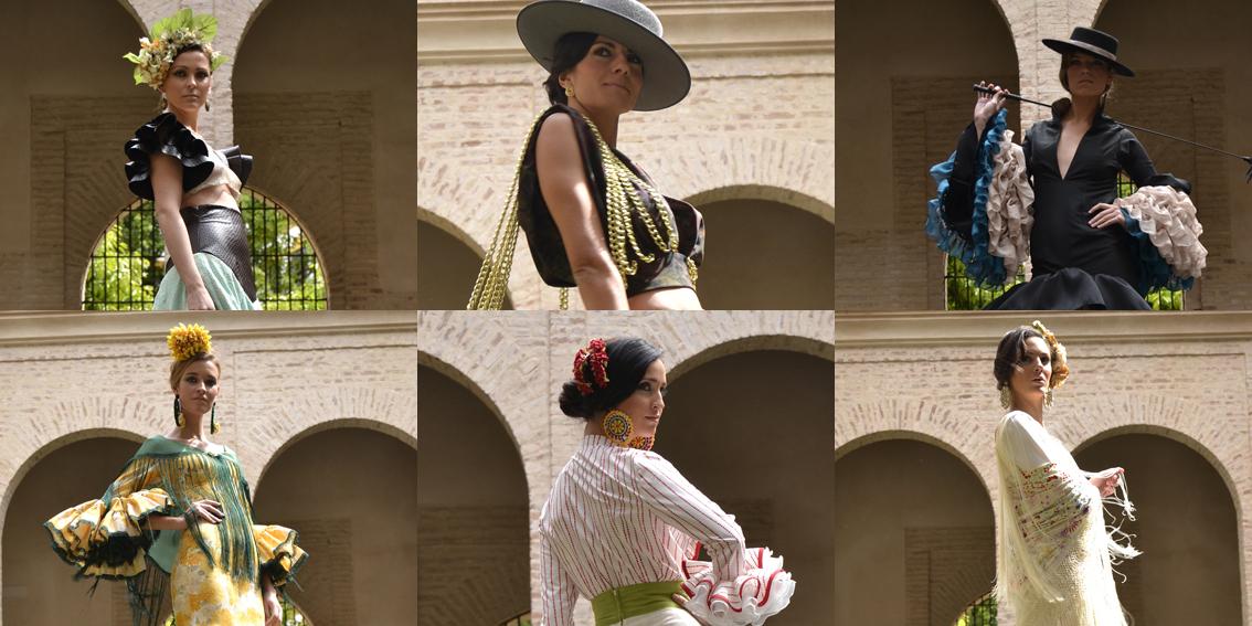 Pasarela Wappíssima/Sevilla de Moda 2014. Desfile alumnos 2º/3º Curso