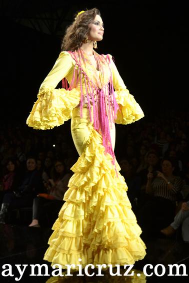 40 Trajes para ir a la Feria de Sevilla 2014 (11)